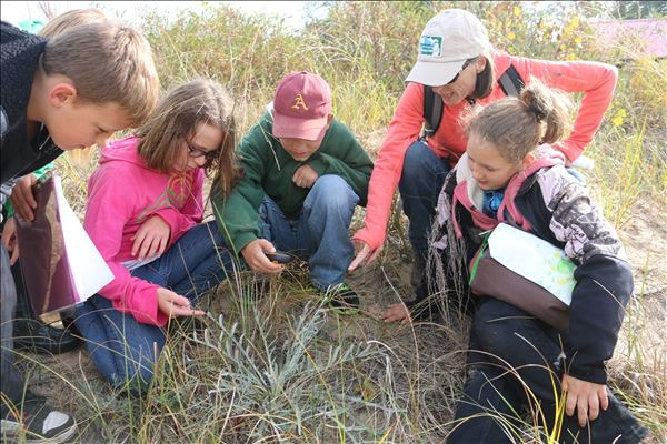 Place-Based Stewardship Education
